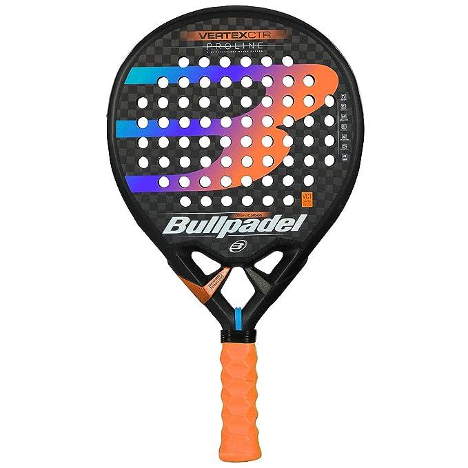 Bullpadel Vertex 02 Control Palas, Adultos Unisex, Negro, 380: Amazon.es: Deportes y aire libre