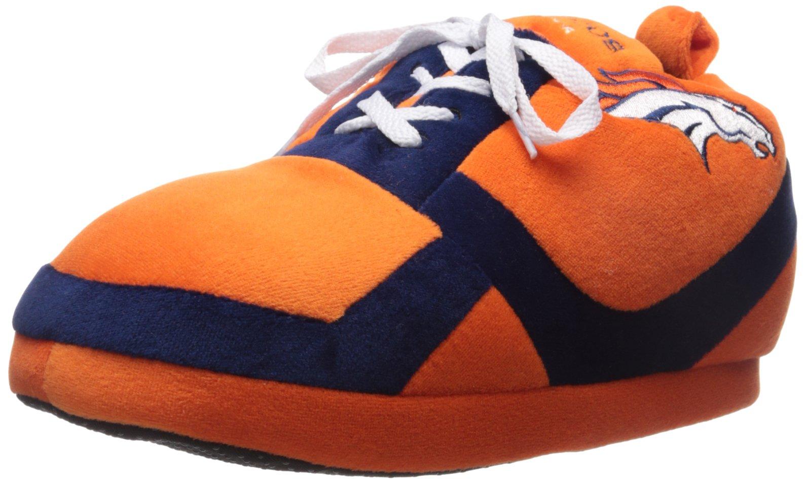 FOCO Denver Broncos 2015 Sneaker Slipper Small