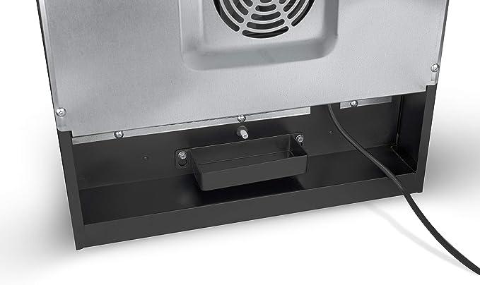 Cuisinier Deluxe 04339 Mini Nevera termoeléctrica de 38 litros de ...