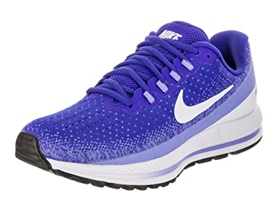 Nike Women's Air Zoom Vomero 13 Racer/Blue/Blue/TNT Running Shoe 7.5