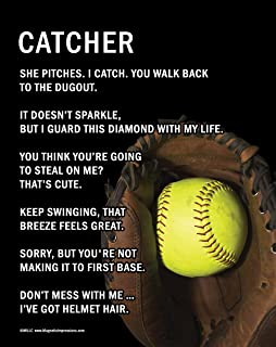 Reasons To Date A Softball Catcher