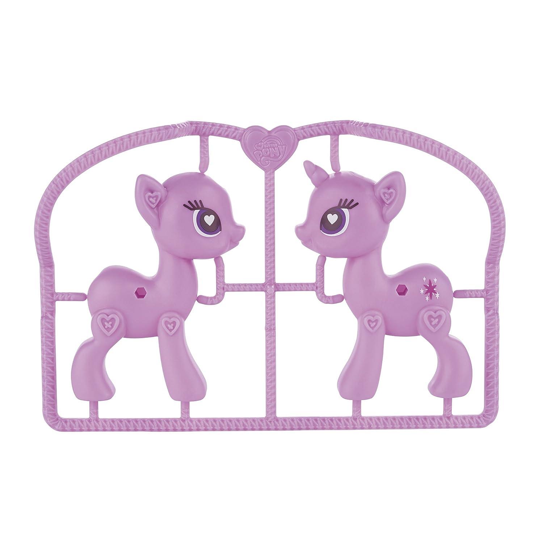 My Little Pony Pop Princess Twilight Sparkle and Princess Cadance Deluxe Style Kit Hasbro A8740000