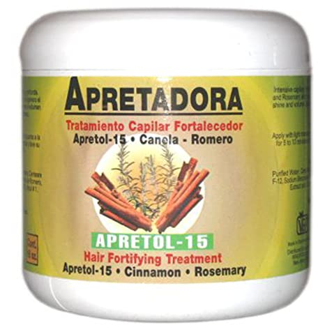 Amazon.com : Apretadora Tratamiento Capilar Fortalecedor : Hair And Scalp Treatments : Beauty