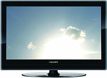 Scott TVX 190 - Televisión HD, Pantalla LCD 19 pulgadas: Amazon.es: Electrónica