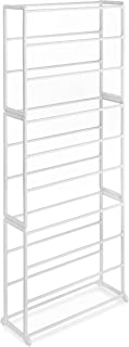 Whitmor 10 Tier Shoe Tower - 30 Pair - Closet Organizer  sc 1 st  Amazon.com & Amazon.com: 10 Tier Shoe Rack Shoe Tower Shelf Cabinet Storage ...