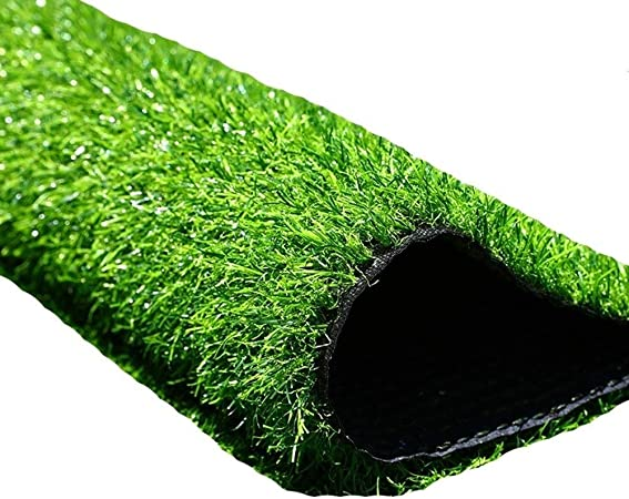 Alfombra De Cesped, Césped Artificial Reforzado For Perros For Decoración Jardín Balcón Estera De Césped Altura De La Hierba 3CM Tamaño 2 * 5m (Color : Autumn Grass): Amazon.es: Hogar