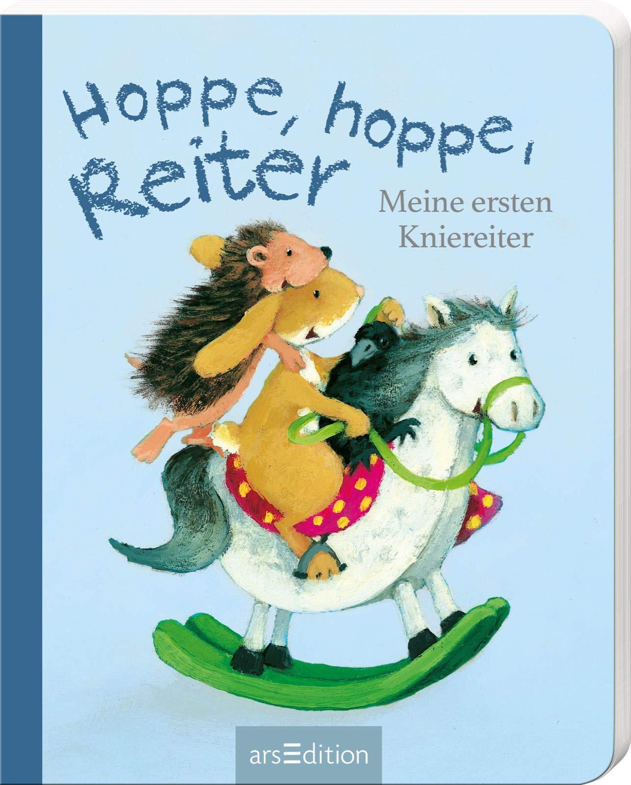 Reiter Erste Kniereiter hoppe Hoppe