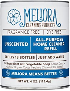 MELIORA K All Purpose Soap Flakes, 4 OZ