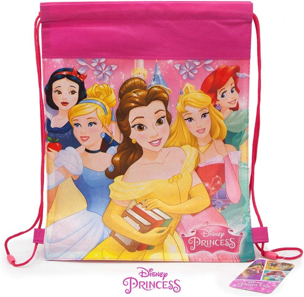 Disney Princess Party Favor Bags for 6 Guests