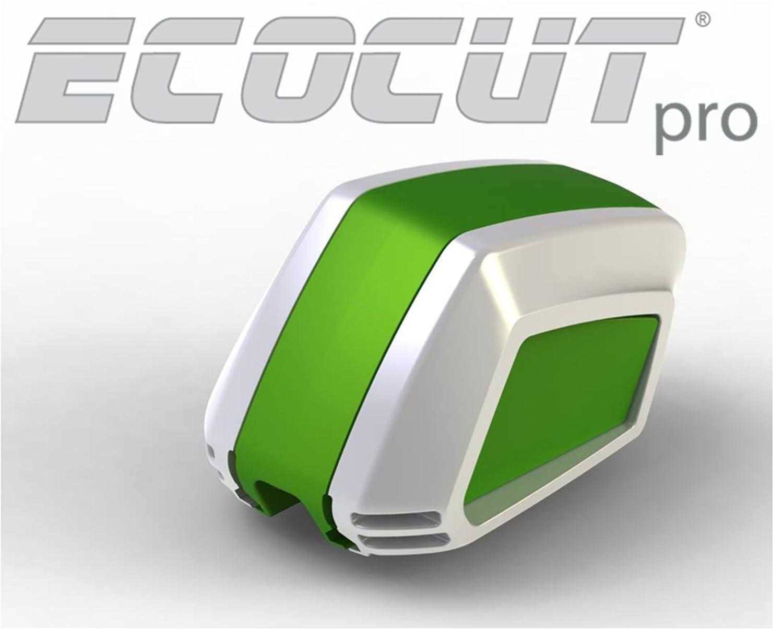 ecocut Pro – Limpiaparabrisas Después de cúter circular