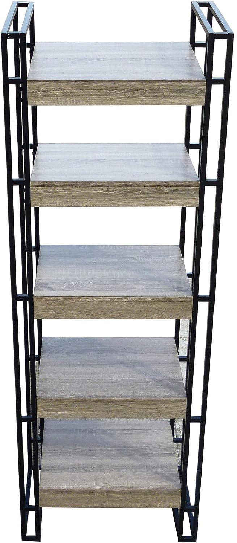 Williston Forge Vania Etagere Bookcase Taupe Amazon Ca Home Kitchen