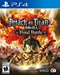 Attack On Titan 2: Final Battle - PlayStation 4