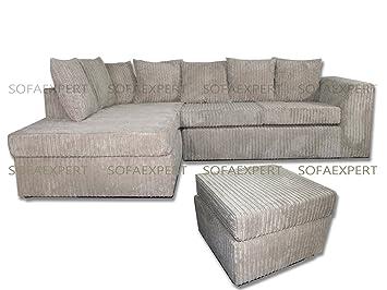 Sofa Expert Dylan Pana Tela Izquierda & Derecha Inglés sofá ...