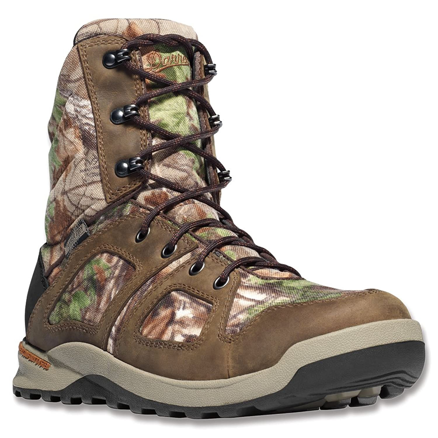48065 Danner Men's Steadfast 8IN Hunting Boots - Realtree Xtra
