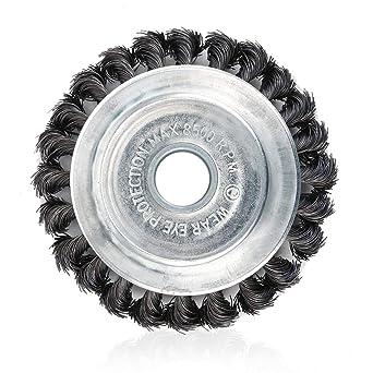 rundb Bujías para motor Sense 150 x 25 mm cono unkrautbuerste Ratioparts Cepillo libre Schneider Cepillo