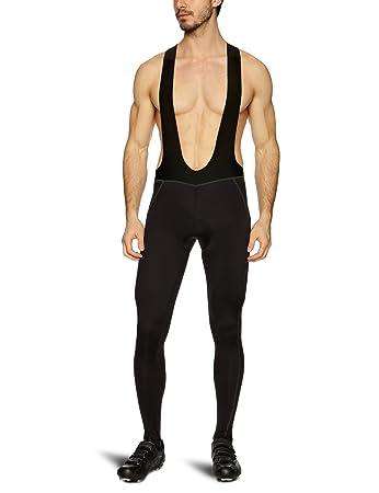 cafb9bde07 2XU Men's Thermal Cycle Cold Weather Bib Tights - Black, Small ...