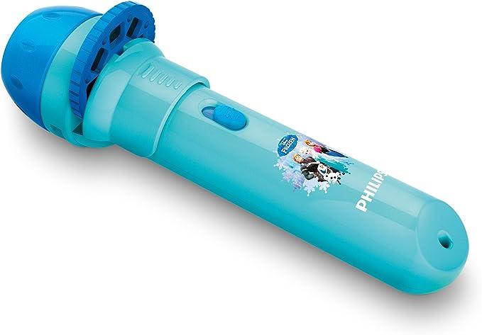 Philips Lighting Proyector y Linterna 2 en 1 717880816, Azul ...