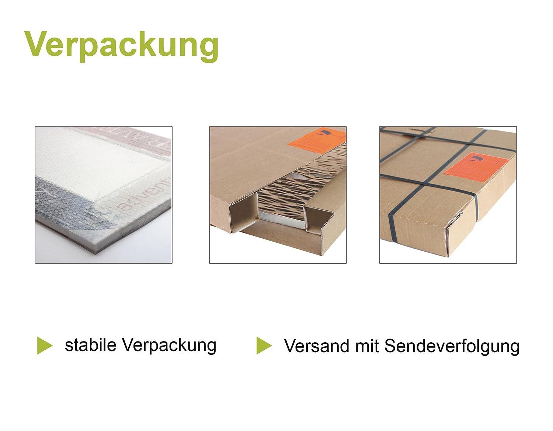 Artland Wand-Flur-Spiegel Modell-Rahmen digital bedruckt Motiv 60 ...