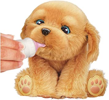Little Live Pets Adopt Me And Take Me Home My Dream Puppy Interactive Toy Snuggles Size H25cm Amazon Co Uk Toys Games