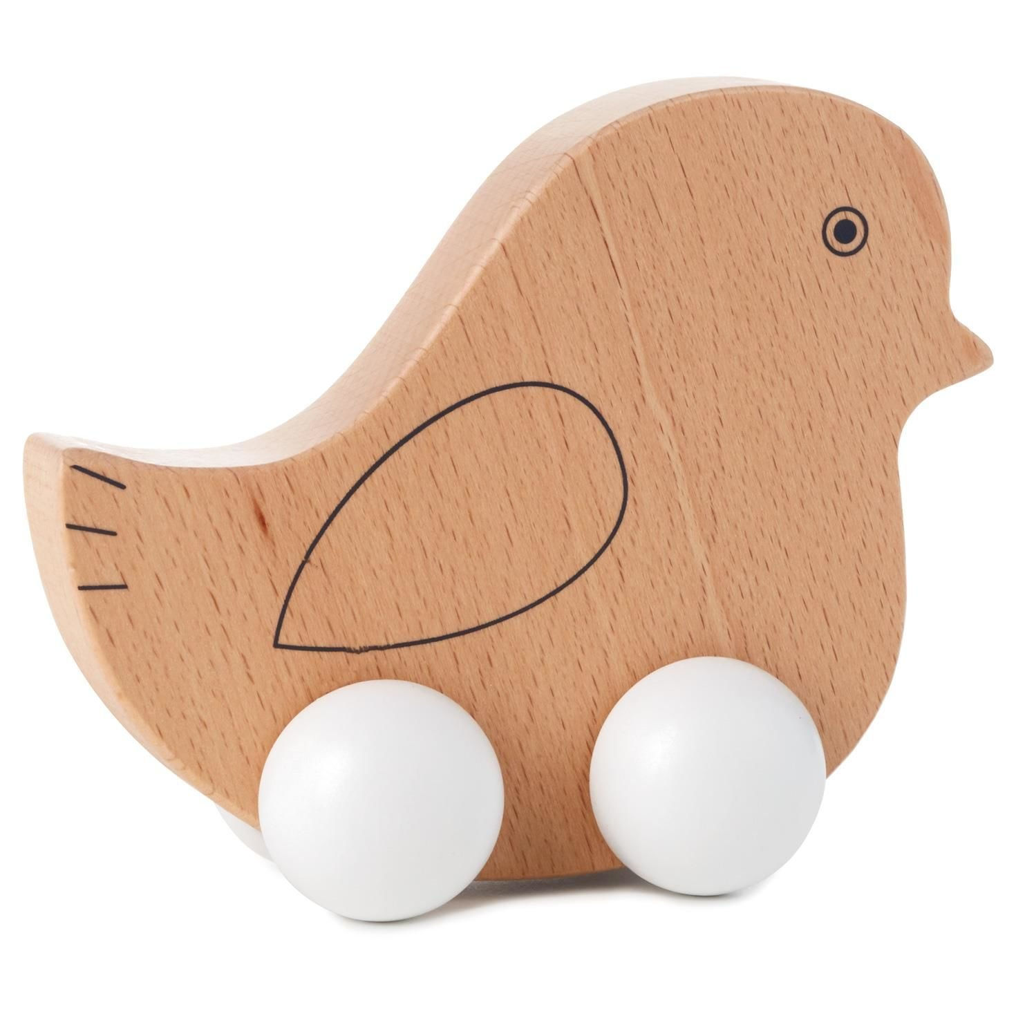 Hallmark Wooden Toy Chick