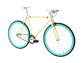 Golden Cycles Single Speed Fixed Gear