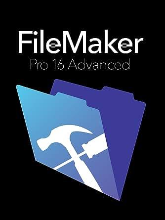 FileMaker Pro 16 Advanced Download Mac/Win [Online Code]