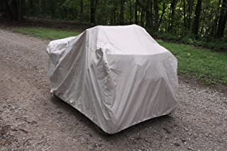 product image for NEW LARGE VORTEX HEAVY DUTY ATV QUAD FOUR WHEELER COVER, BEIGE/TAN, FREE FAST SHIPPING!