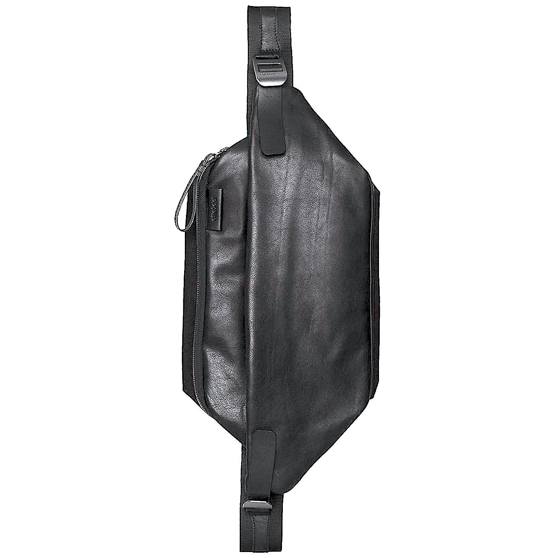 [コートエシエル] ボディバッグ Isarau Shoulder Bag 9.7インチ [並行輸入品] B075GCX11TALIAS Agate Black 9.7インチ