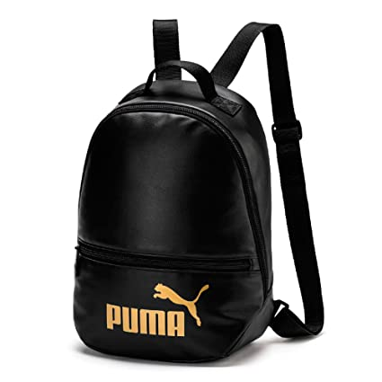 PUMA Unisex Backpack - WMN Core Up Archive Backpack, Logotipo de Puma Cat, 33x30x13cm (Al x An x Pr) (silver gray): Amazon.es: Zapatos y complementos