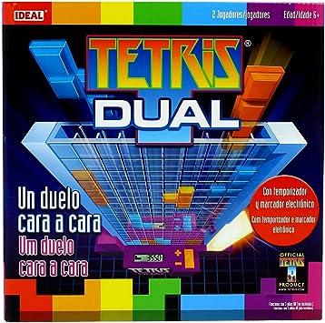 Eleven Force Tetris Dual Electrónico (10896), Multicolor: Amazon.es: Juguetes y juegos