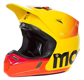 Fox Casco V3Â 40Â Years Limited Edition Amarillo