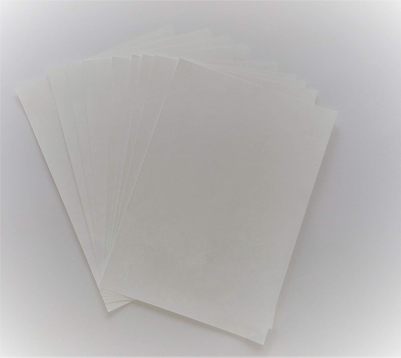 Tyvek A475GM–Confezione da 10fogli di carta Tyvek | Materiale DuPont Craft Arts Paper