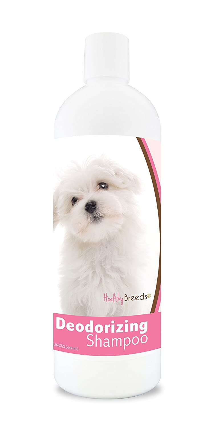 5. Healthy Breeds Dog Deodorizing Shampoo