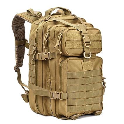 Militar Táctico Mochila, Pequeño paquete de asalto MOLLE ejército Bug Out Bag Mochilas Mochila Táctica