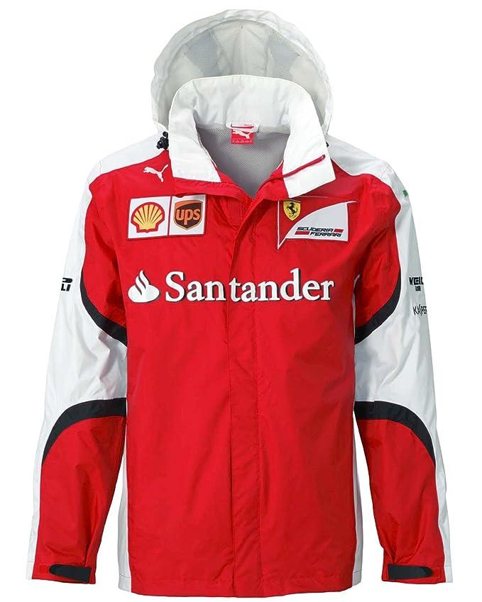 Scuderia Ferrari Team chaqueta 2015 pequeño: Amazon.es ...