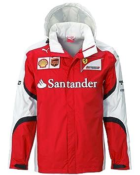 Scuderia Ferrari Team chaqueta 2015 pequeño: Amazon.es: Deportes y aire libre