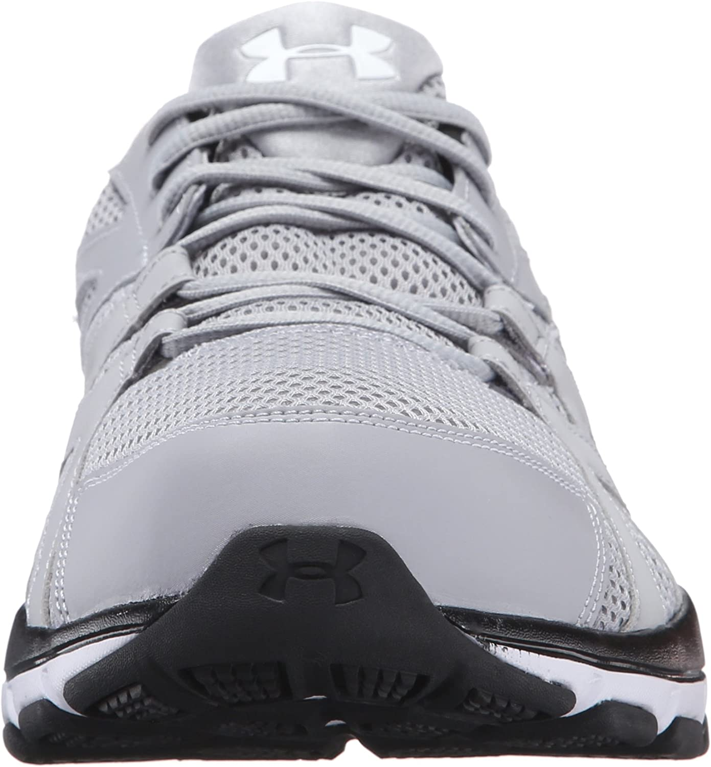 UNDER ARMOUR UA STRIVE 6 EXTRA WIDE 4E EEEE BLACK//GRAY//WHITE TRAINER MEN SIZES