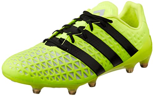 sports shoes a1f0f adf35 adidas Ace 16.1 Fg, Scarpe da Calcio Uomo, Giallo (Solar Yellowcore