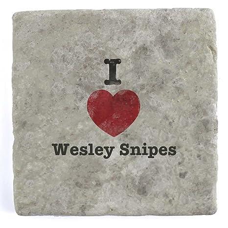 3a83d5955ece9 I Love Wesley Snipes - Mármol Azulejo posavasos de bebida  Amazon.es ...