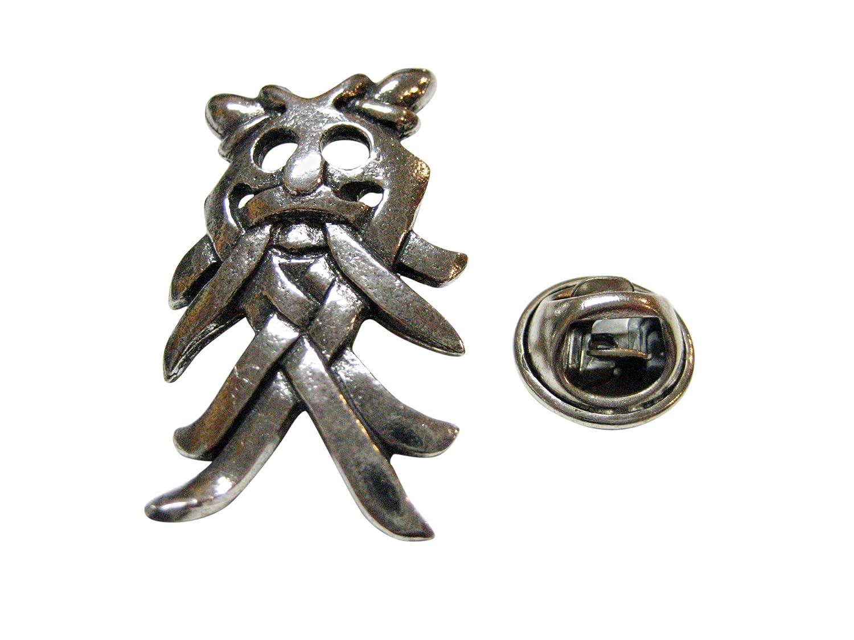 Kiola Designs Viking Odin máscara Pin de Solapa: Amazon.es: Joyería