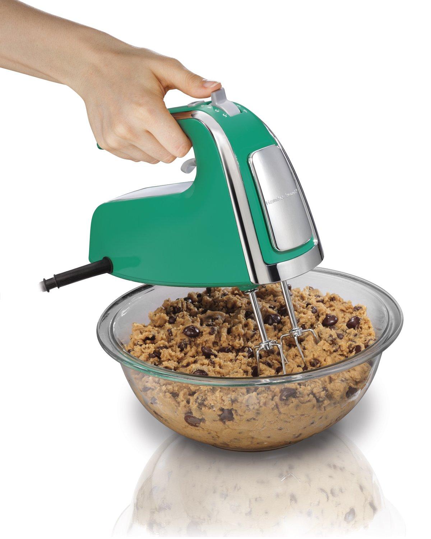 Amazon.com: Hamilton Beach 62623 6-Speed Hand Mixer with Snap on ...