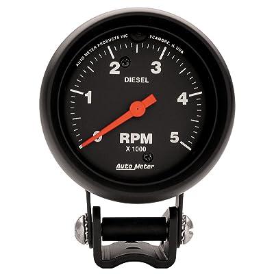 AUTO METER 2888 Performance Tachometer: Automotive