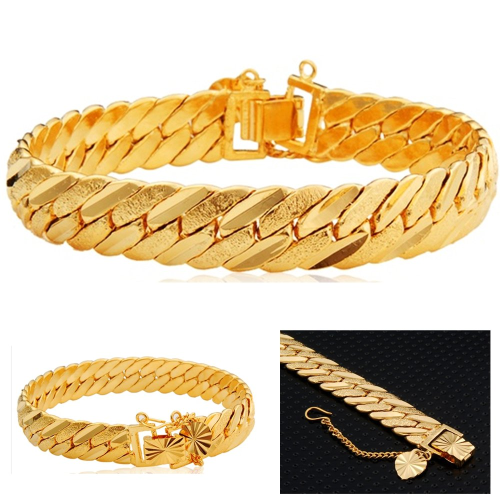 revolving bracelet squares included gold with products