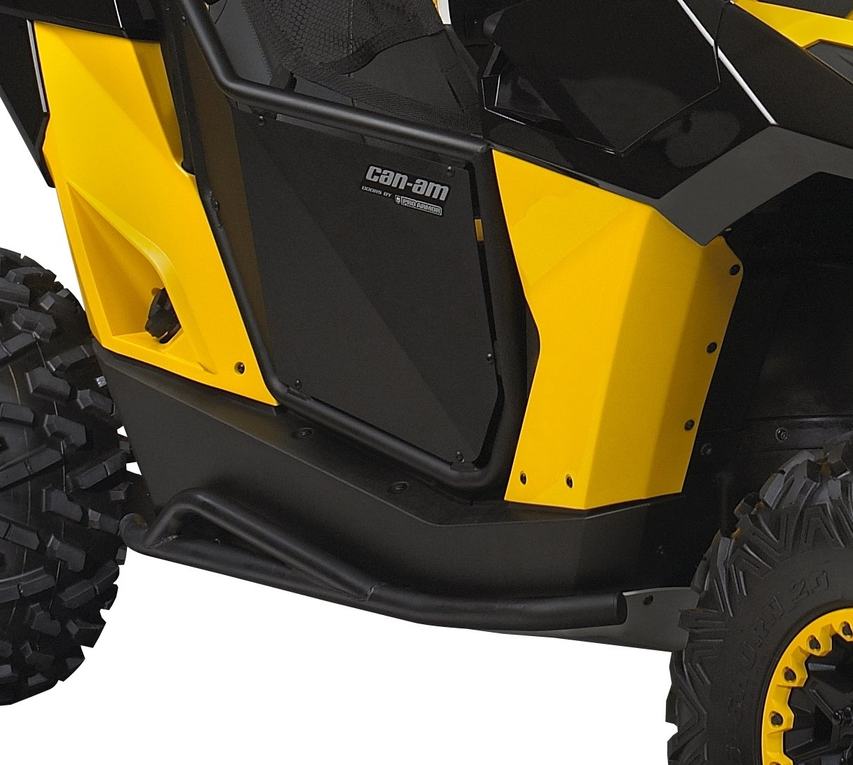 & Amazon.com: Can-Am Maverick Sport Aluminum Doors 715001658: Automotive