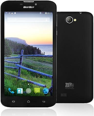 BestBuy easyphone6 6.0 Pulgadas HD de 3 G Smartphone MT8312 Dual ...