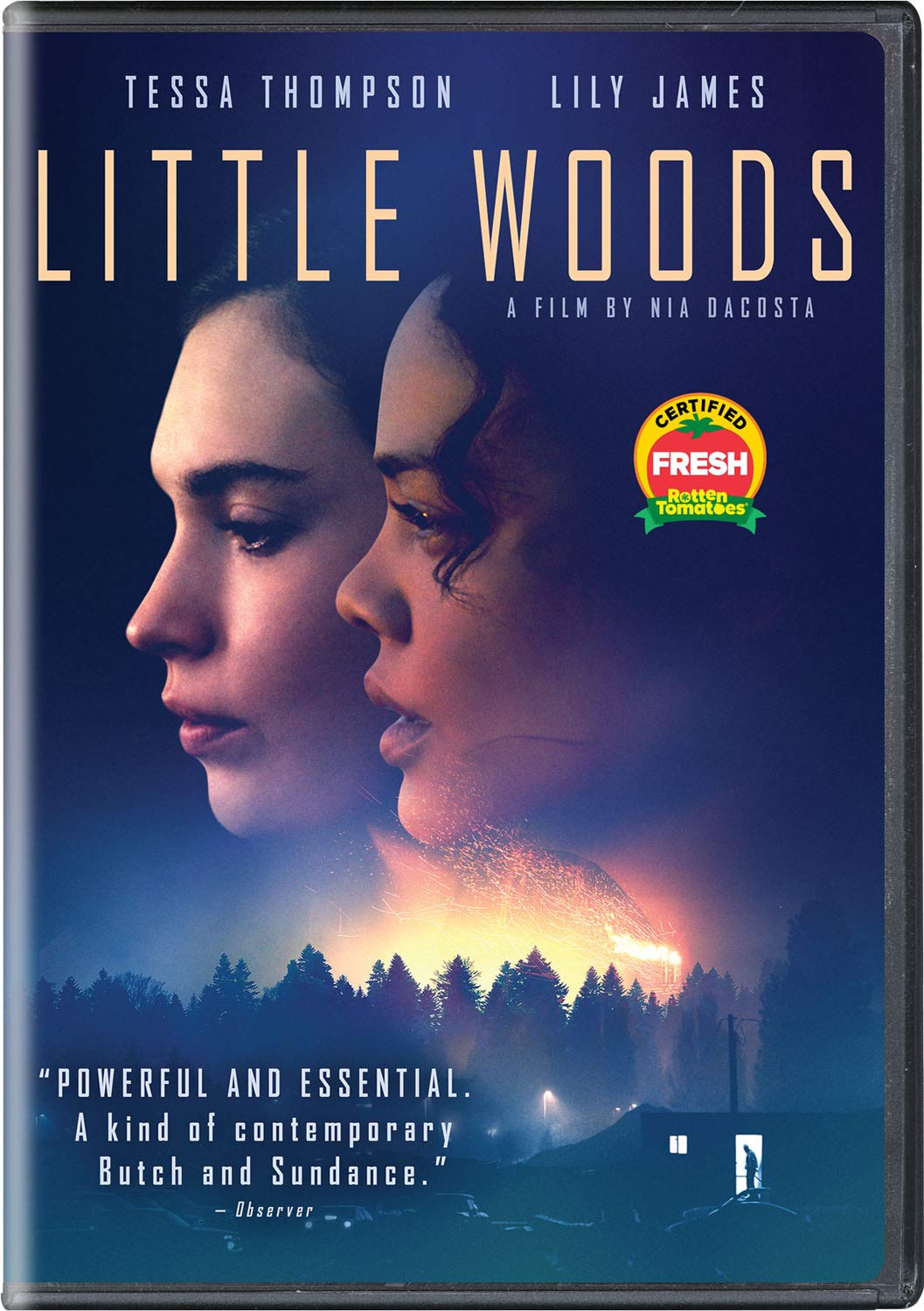 Book Cover: Little Woods