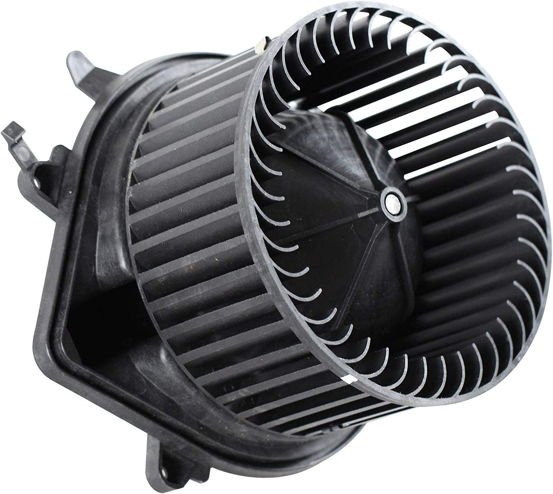 BOXI HVAC Blower Motor Fan Assembly for MINI COOPER HATCHBACK 07-13 / MINI CLUBMAN 08-14 / MINI CONVERTIBLE 09-15 / MINI COUNTRYMAN 11-16 / MINI PACEMAN 13-16/64113422644 700265