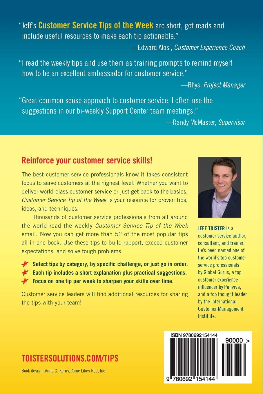 top customer service skills