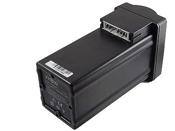 vhbw Batería Li-Ion 3000mAh (36.5V) para cortacésped Wolf ...