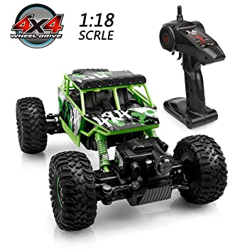 Rc Auto 4wd High Speed Wireless Wiederaufladbare Auto Klettern Elektrische Lkw Fernbedienung Off-road Fahrzeug Spielzeug Für Jungen Kind Geschenk Fernbedienung Spielzeug